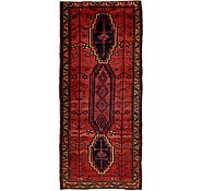 Link to 4' 10 x 11' 1 Shiraz Persian Runner Rug