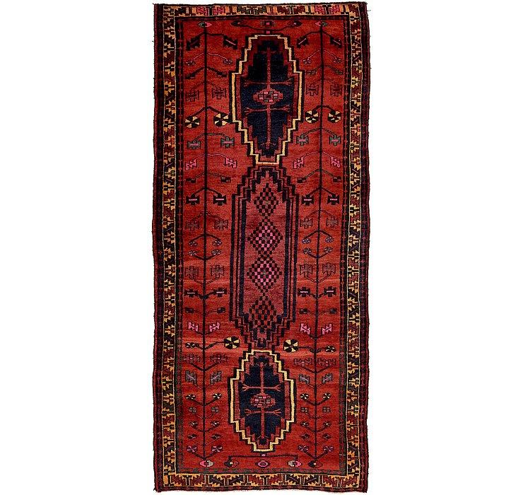 4' 10 x 11' 1 Shiraz Persian Runner Rug