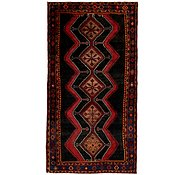 Link to 4' 9 x 9' 6 Chenar Persian Runner Rug