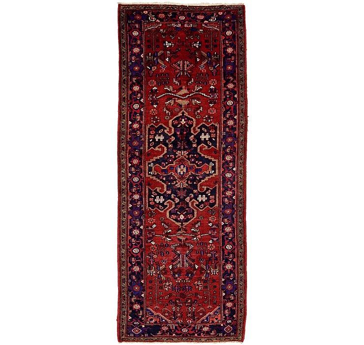 3' 9 x 9' 11 Zanjan Persian Runner Rug