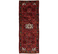 Link to 3' 11 x 10' 3 Hossainabad Persian Runner Rug
