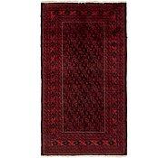 Link to 3' 5 x 6' 2 Afghan Ersari Rug