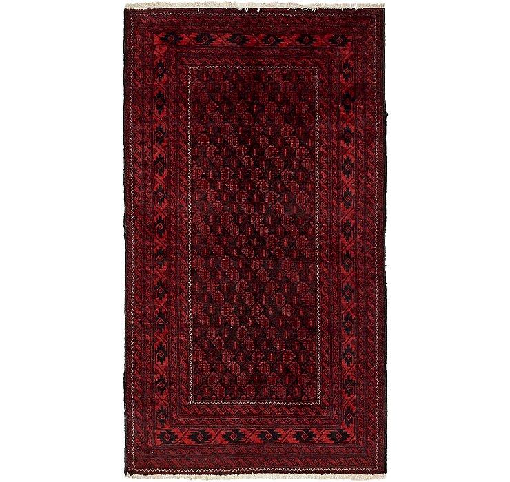 105cm x 188cm Afghan Ersari Rug