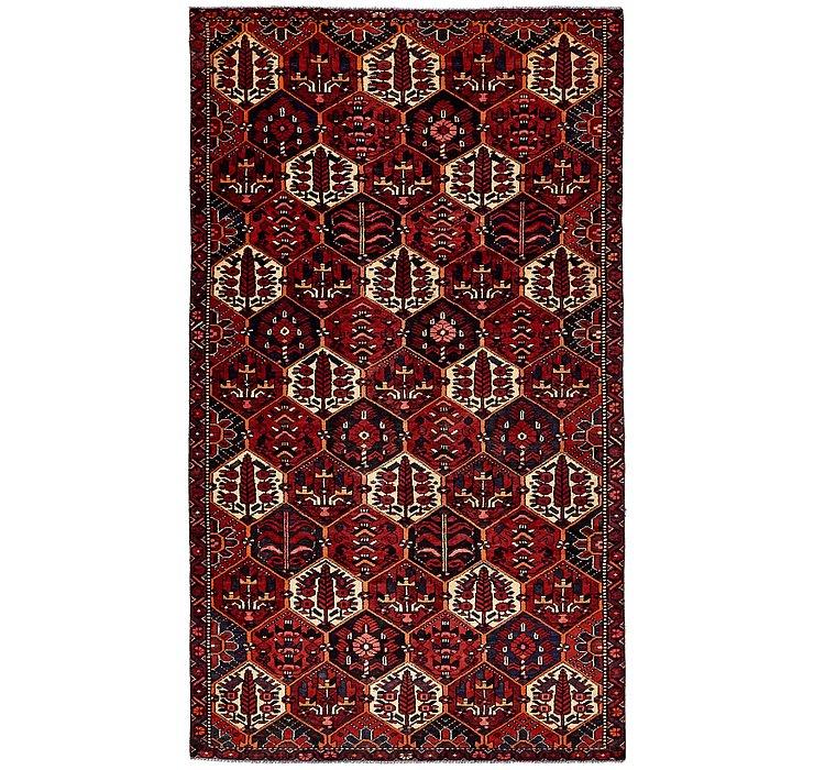 4' 11 x 9' Bakhtiar Persian Rug