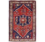 Link to 4' 4 x 6' 7 Hamedan Persian Rug