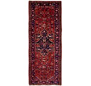 Link to 3' 9 x 9' 9 Hamedan Persian Runner Rug