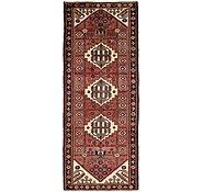 Link to 3' 8 x 9' 8 Hamedan Persian Runner Rug