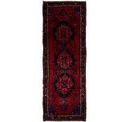 Link to 107cm x 310cm Hamedan Persian Runner Rug