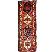 Link to 4' 6 x 13' 3 Shiraz-Lori Persian Runner Rug