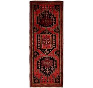 Link to 4' x 10' 10 Mazlaghan Persian Runner Rug