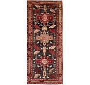 Link to 4' 3 x 9' 11 Meshkin Persian Runner Rug