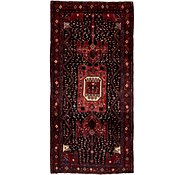 Link to 4' 11 x 10' 4 Koliaei Persian Runner Rug