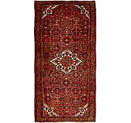 Link to 168cm x 333cm Hossainabad Persian Runner Rug