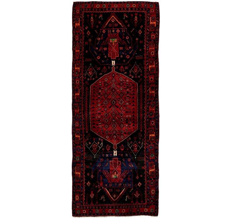 147cm x 380cm Sirjan Persian Runner Rug