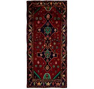 Link to 4' 10 x 11' 1 Hamedan Persian Runner Rug