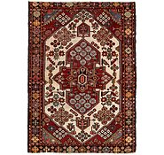 Link to 4' 3 x 6' 3 Shahrbaft Persian Rug