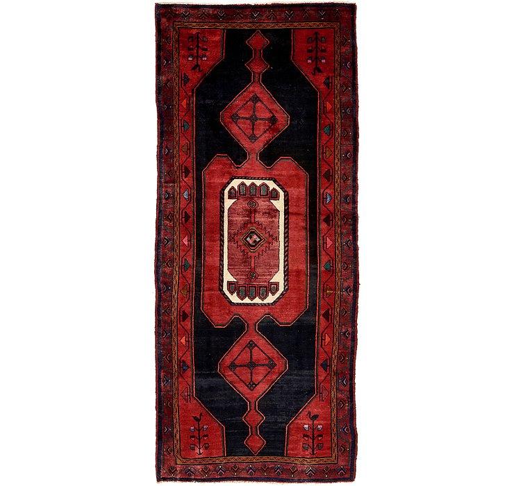 4' 2 x 10' 3 Sirjan Persian Runner Rug