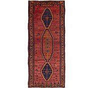 Link to 4' 8 x 11' 1 Shiraz Persian Runner Rug
