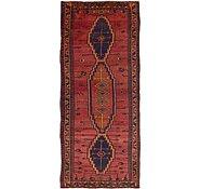 Link to 4' 8 x 11' 1 Shiraz Persian Runner Rug