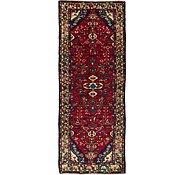 Link to 105cm x 285cm Hamedan Persian Runner Rug