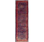 Link to 3' 10 x 13' 1 Khamseh Persian Runner Rug
