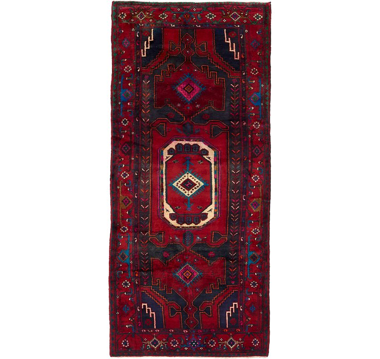 4' x 9' 10 Koliaei Persian Runner ...