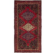 Link to 4' 6 x 8' 11 Sirjan Persian Rug