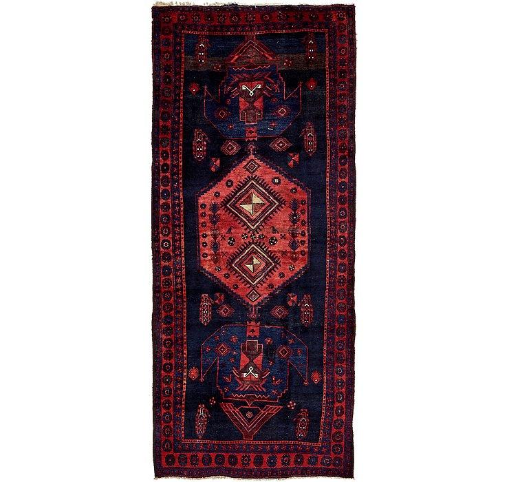4' 4 x 10' 1 Sirjan Persian Runner Rug