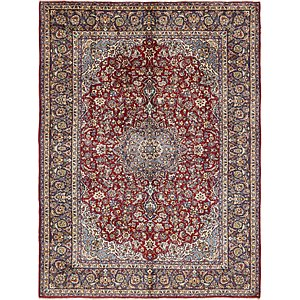 Link to 10' x 13' Mashad Persian Rug page
