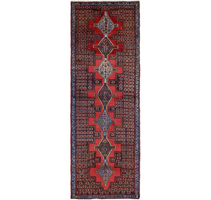 3' 2 x 9' Sanandaj Persian Runner...