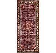 Link to 4' 8 x 10' 8 Hossainabad Persian Runner Rug