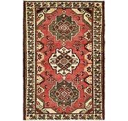 Link to 4' 6 x 6' 7 Bakhtiar Persian Rug