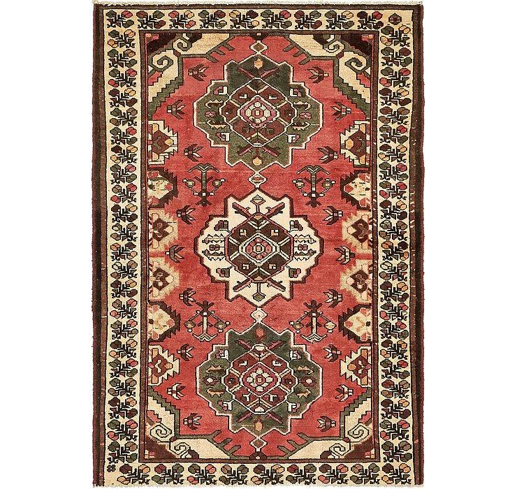 4' 6 x 6' 7 Bakhtiar Persian Rug