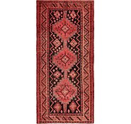 Link to 4' 7 x 9' 10 Shiraz-Lori Persian Runner Rug