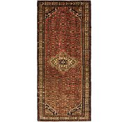 Link to 135cm x 330cm Hossainabad Persian Runner Rug