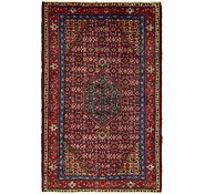 Link to 4' 5 x 6' 8 Tabriz Persian Rug
