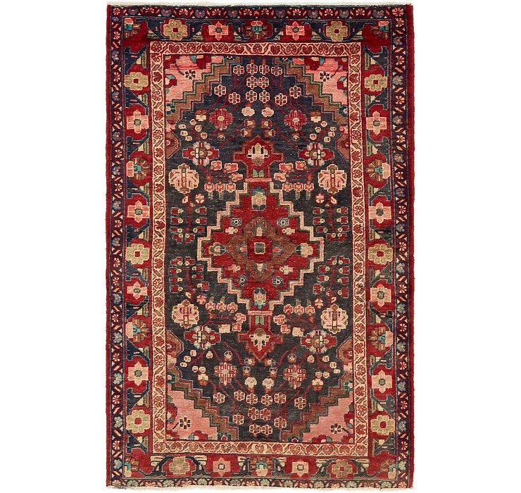 4' 4 x 6' 10 Nahavand Persian Rug