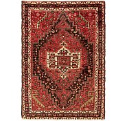 Link to 4' 6 x 6' 4 Hamedan Persian Rug