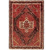 Link to 4' 6 x 6' 4 Hamedan Persian Rug