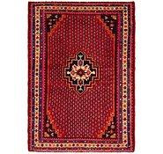Link to 4' x 5' 9 Farahan Persian Rug