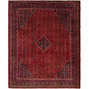 Unique Loom 10' 6 x 12' 10 Mahal Persian Rug