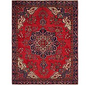 Link to 9' 2 x 12' Tabriz Persian Rug