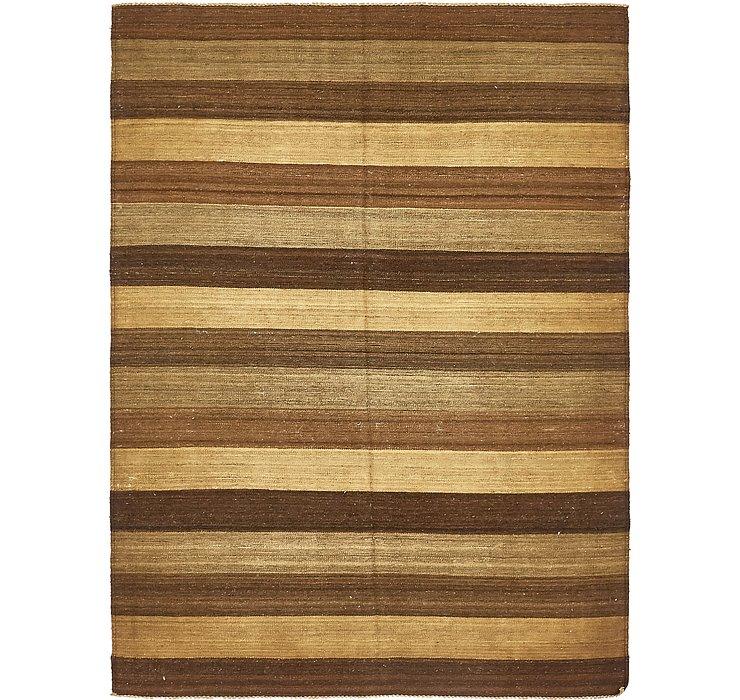 4' 10 x 6' 10 Kilim Afghan Rug