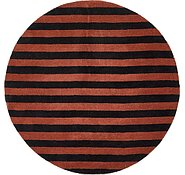 Link to 178cm x 178cm Reproduction Gabbeh Round Rug