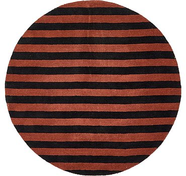 178x178 Reproduction Gabbeh Rug