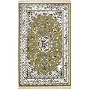 7x10 Green Clearance  Rugs