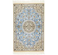 Link to 2' 6 x 4' 6 Nain Persian Rug