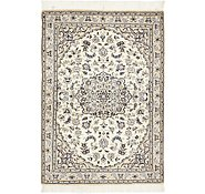 Link to 3' 2 x 4' 7 Nain Persian Rug