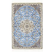 Link to 2' 10 x 4' 5 Nain Persian Rug
