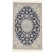 Link to 2' 11 x 4' 8 Nain Persian Rug